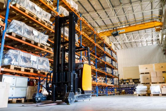 on demand warehousing Toronto Mississagua